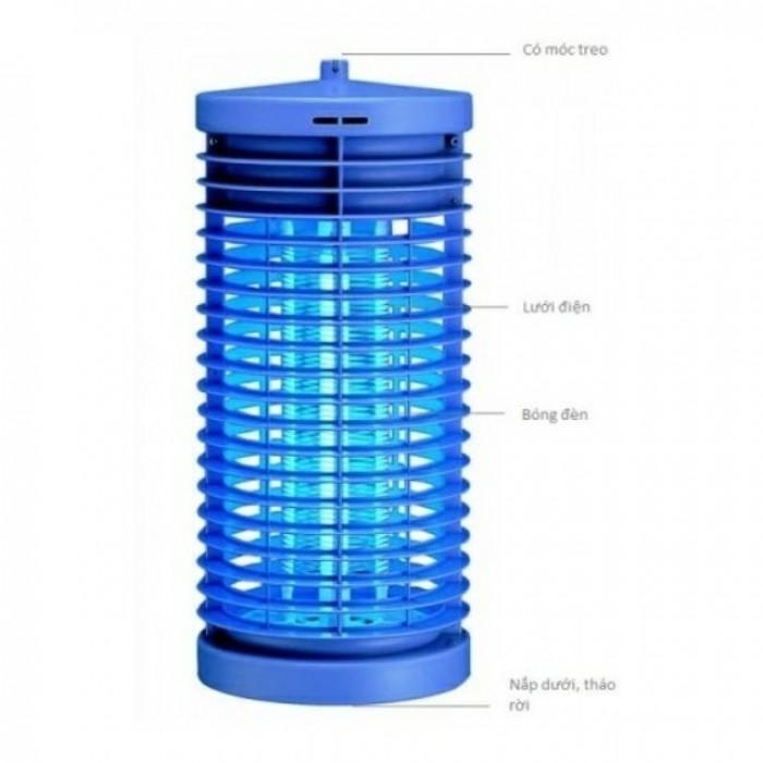 Đèn Bắt Muỗi Daisinh Ds060