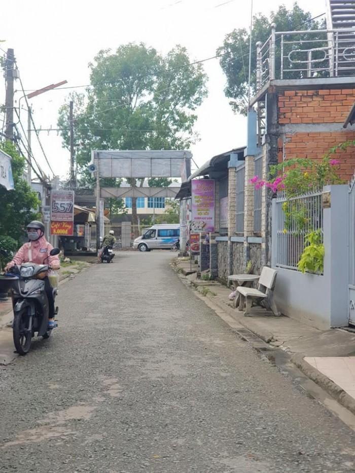 Bán Nền Hẻm 577 Đường Trần Quang Diệu P. An Bình Q. Bình Thủy Cần Thơ