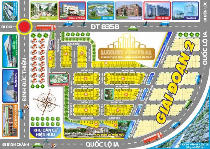 Dự án MT đường tỉnh 835B, Phước Lý!