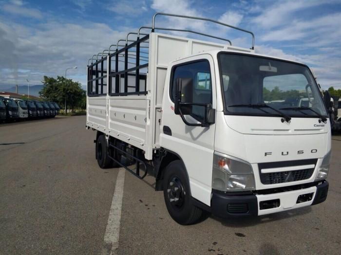 Xe tải Fuso canter 4.99 nhập khẩu Nhật Bản đời 2018 tại Bình Dương giá rẻ