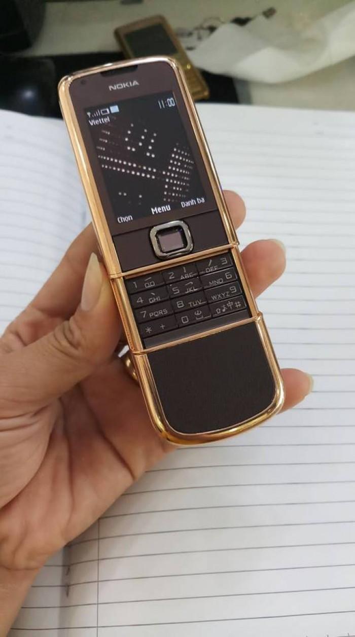 Điện thoại Nokia 8800 màu vàng hồng gía rẻ0