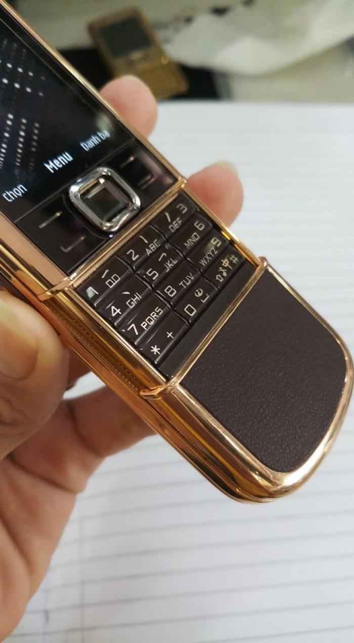 Điện thoại Nokia 8800 màu vàng hồng gía rẻ3