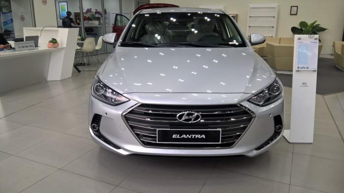 Hyundai Elantra 2018 - CÓ Sẵn - Trả góp - Khuyến mãi lớn tại Hồ Chí Minh