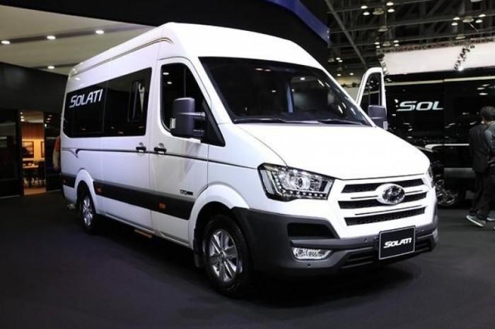 Hyundai Solati 16 chỗ - Trả Góp - Có Sẵn - Khuyến Mãi Lớn tại Hồ Chí Minh