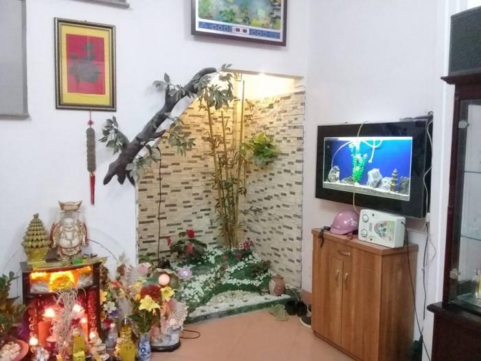 Bán nhà Trương Định DT30m,4 Tầng, MT 3.5m