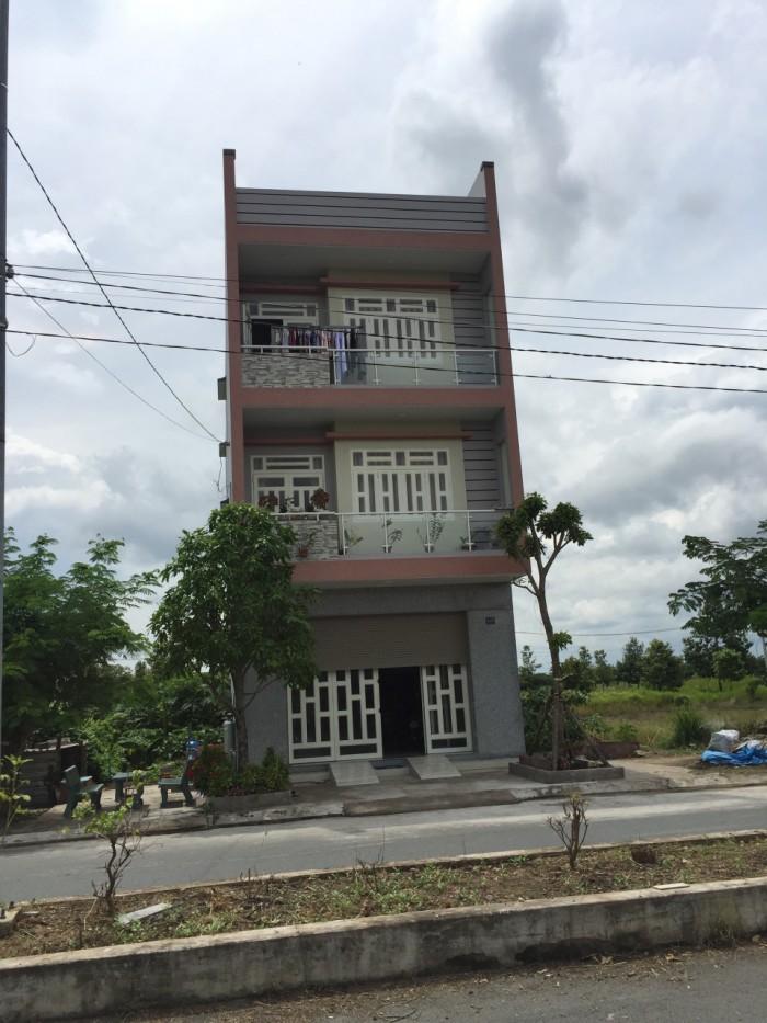 Bán đất 106m2 Bình Chánh, ngay An Phú Tây – Hưng Long