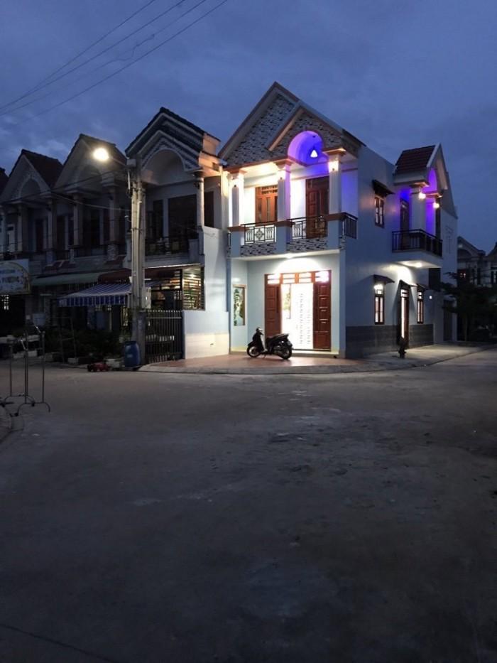 Nhà ngay An Phú Thuận An 1 lầu lửng chỉ 1.8 tỷ. nhà mới 100%, dọn vào ở ngay.