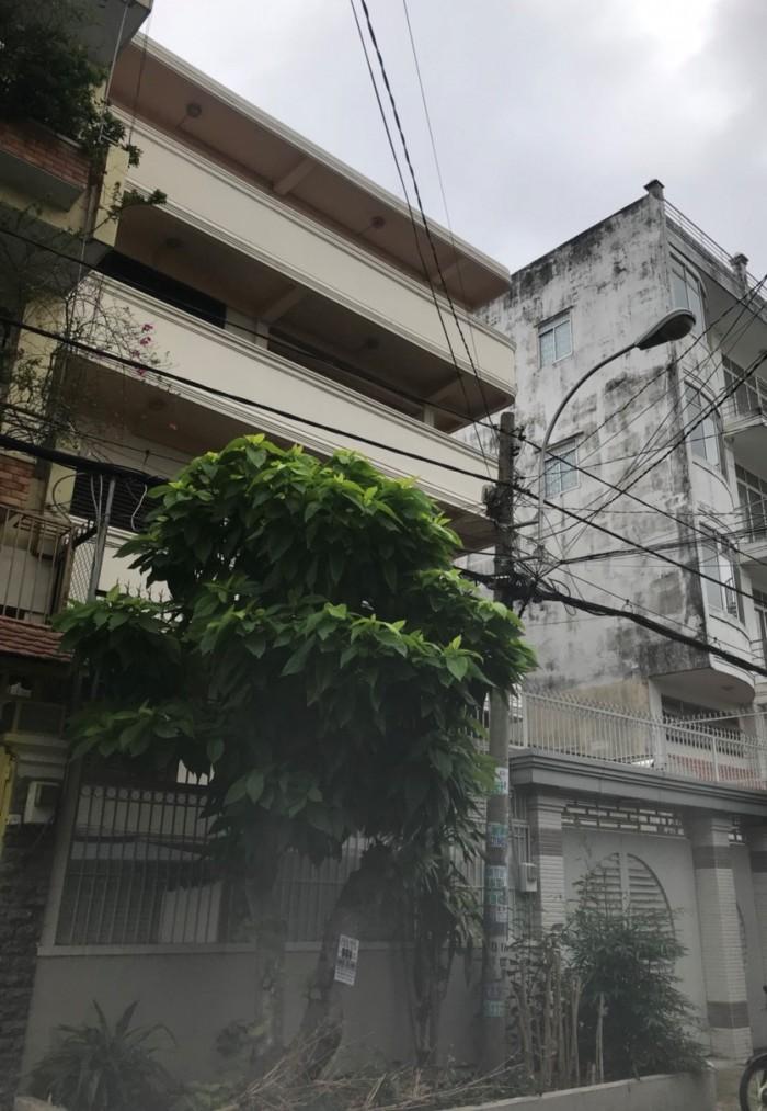 Bán nhà phố 3 lầu mặt tiền đường số 45 Phường Tân Quy Quận 7