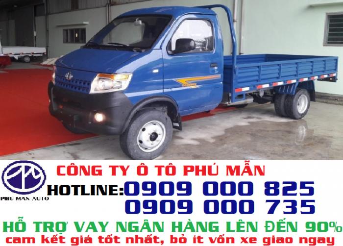 Xe tải nhỏ Dongben Q20 thùng lửng với độ bền cao, đại lý uy tín chất lượng 2