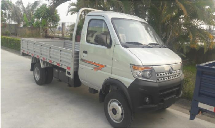Xe tải nhỏ Dongben Q20 thùng lửng với độ bền cao, đại lý uy tín chất lượng