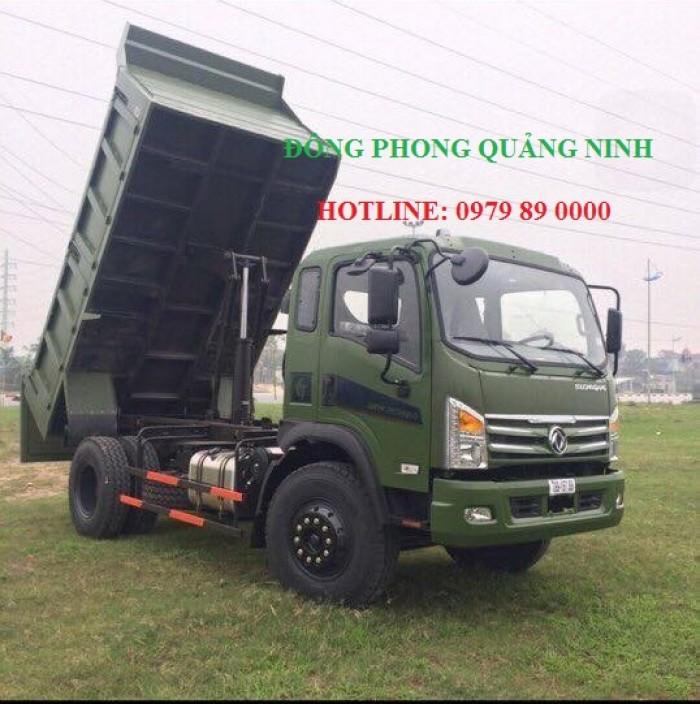 Bán Xe Ô Tô Trường Giang Đông Phong 8.55 tấn 1 cầu tại Quảng Ninh