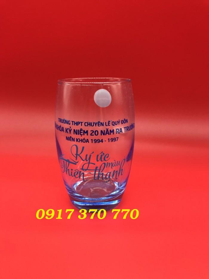 In ly thủy tinh, chén gốm sứ làm quà tặng giá rẻ22