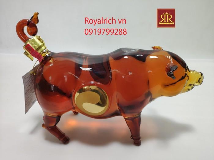 Rượu heo 2019 Royal Rich Heo Đông Hồ0