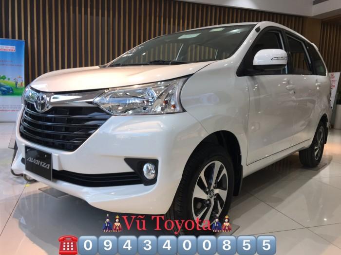 Toyota Avanza sản xuất năm 2018 Số tay (số sàn) Động cơ Xăng