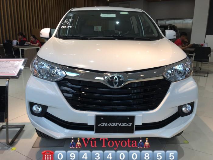 Tây Ninh, Bán xe Toyota Avanza 7 chỗ, nhập khẩu nguyên chiếc, trả góp, giá tốt
