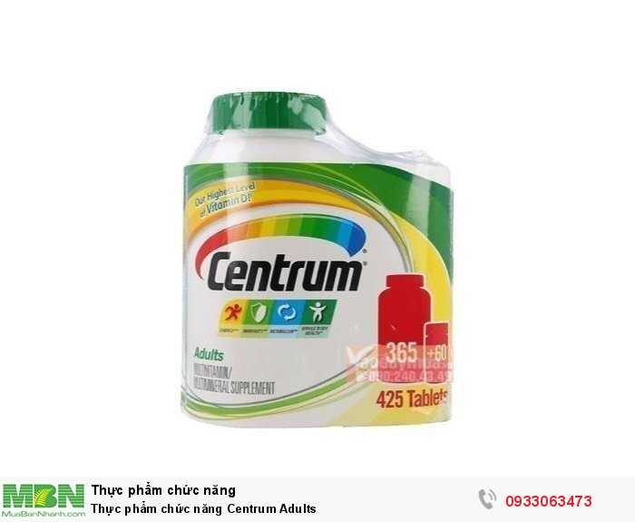 Thực phẩm chức năng Centrum Adults0