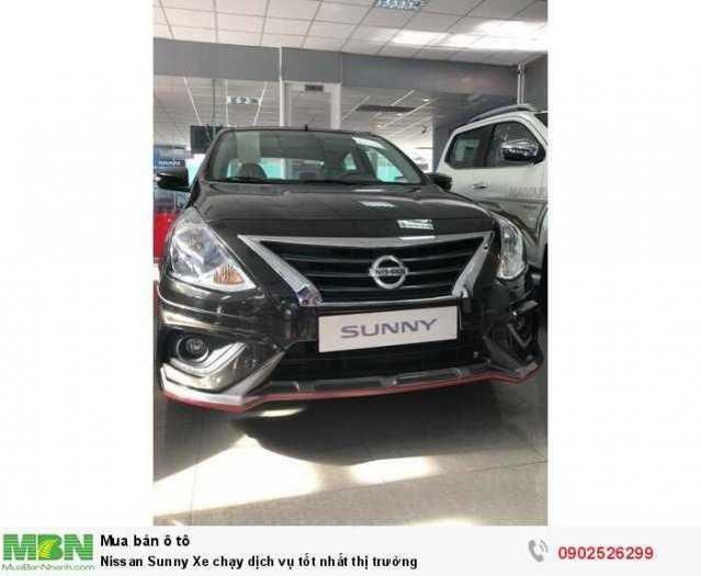 Nissan Sunny Xe chạy dịch vụ tốt nhất thị trường