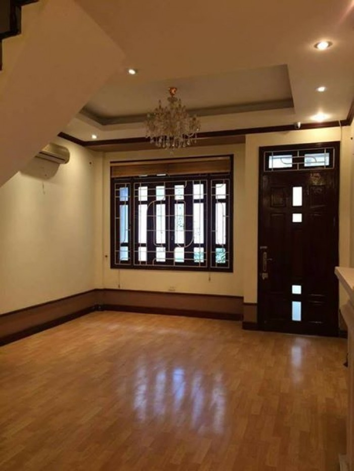 Vip an sinh- nhà ngõ phố Nguyễn Trãi, quận Thanh Xuân 40m2x4 tầng