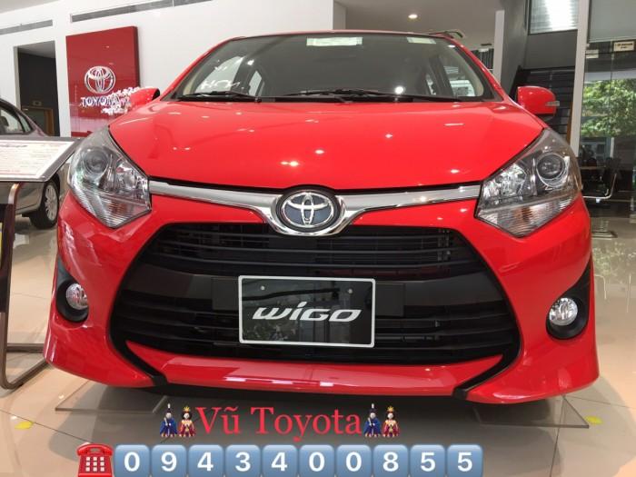 Tây Ninh, bán xe Toyota Wigo 5 chỗ, xe Wigo nhập khẩu nguyên chiếc, trả góp