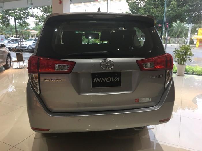 Tây Ninh, cần bán xe Toyota Innova 2018, đủ màu, có xe giao ngay,  trả góp, giá tốt