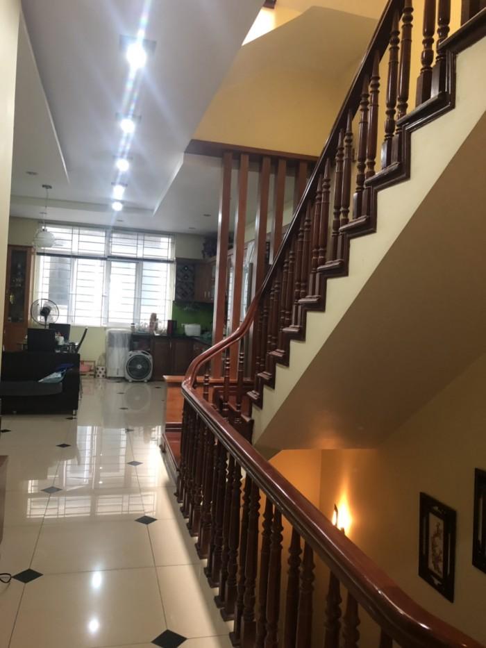 Bán gấp nhà mặt phố Nguyễn Văn Lộc Làng Việt kiều châu Âu 4 tầng 80m2 hoàn thiện đẹp