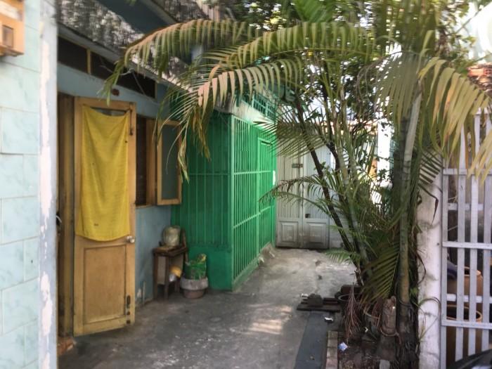 Bán Nhà hxh 63 Phan Văn Trị