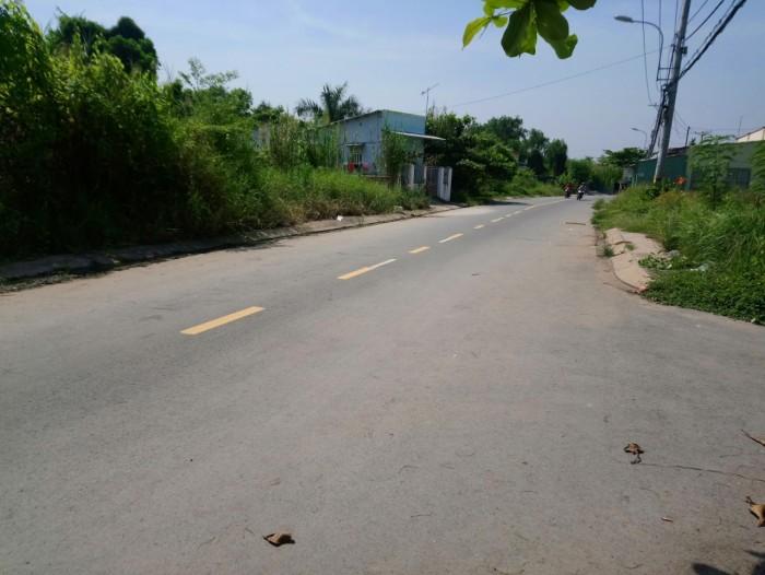 Tôi bán mặt tiền đường Đào Sư Tích xã Phước Lộc_huyện Nhà Bè full thổ cư DT: 503m2
