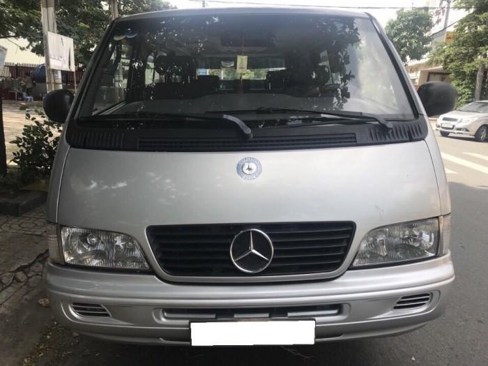 Mercedes-Benz Khác sản xuất năm 2003 Số tay (số sàn) Động cơ Xăng