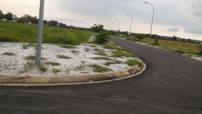 Bán lô đất  MT TL8, Tân An Hội.