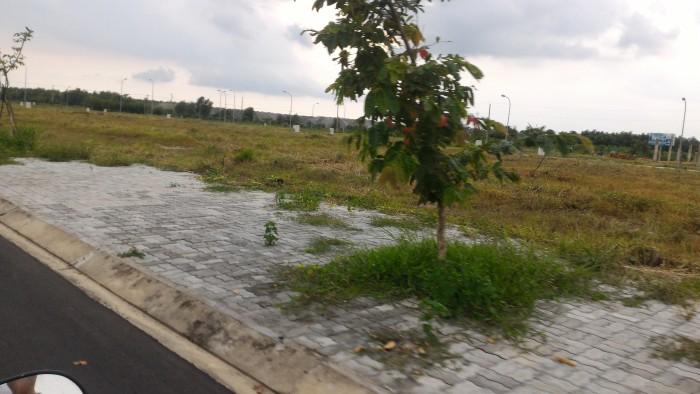 Đi nước ngoài cần bán lô đất  MT Đường lớn chà bá, Tân An Hội.