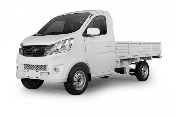Xe tải Mitsubishi 990kg thùng lững