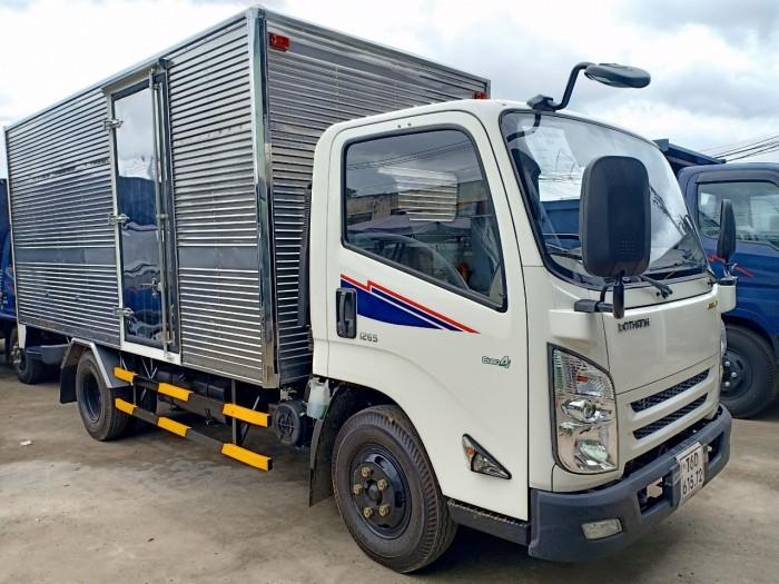 Giá xe tải Hyundai IZ65 1.9 tấn thùng kín inox trả trước 100 triệu giao luôn xe - Gọi 0931777073 (Mr Hồng 24/24)