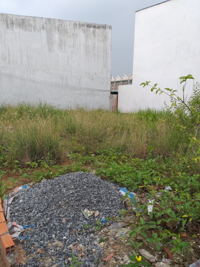 Bán đất Khu Tái Định Cư Tân Kim, gần ngã ba Tân Kim, Cần Giuộc, Long An.