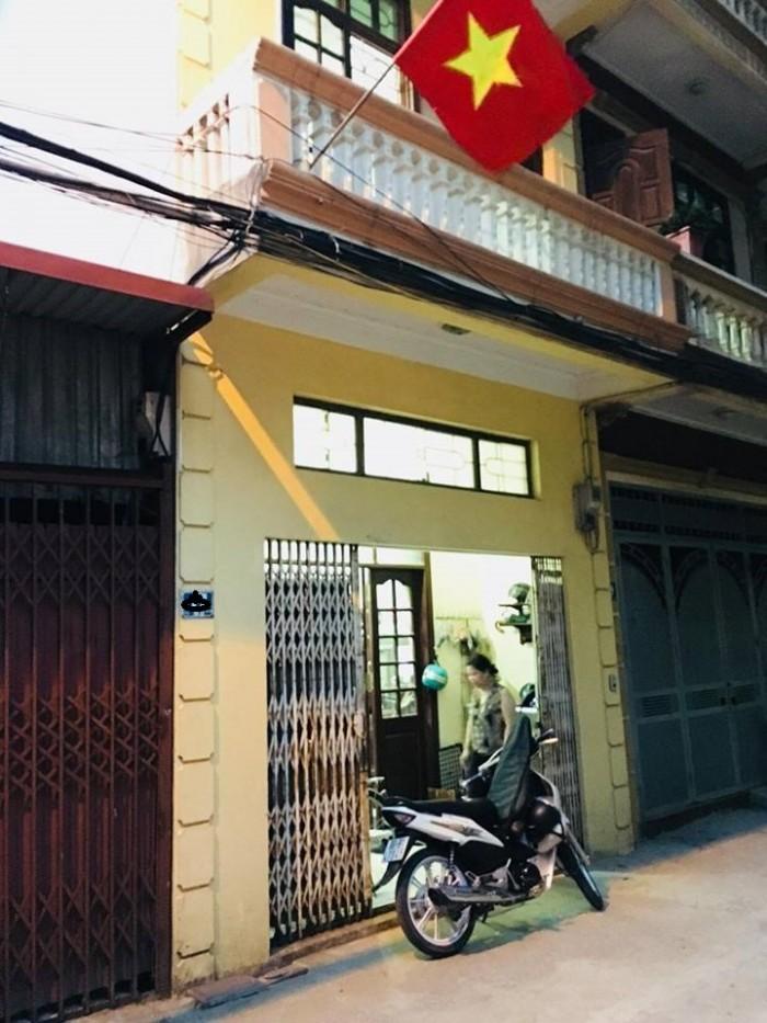 Cần bán nhà quận Thanh Xuân  phố Bùi Xương Trạch nhỏ xinh 31m2 !