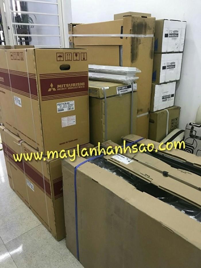 Máy lạnh giấu trần Mitsubishi Heavy giá ưu đãi nhất TPHCM1