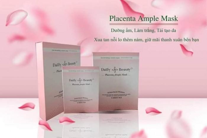 Mặt nạ nhau thai cừu - Placenta Ample Mask