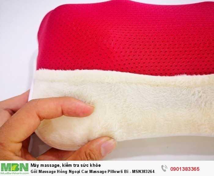Chất liệu: Vải Nhung ,Nhựa ABS