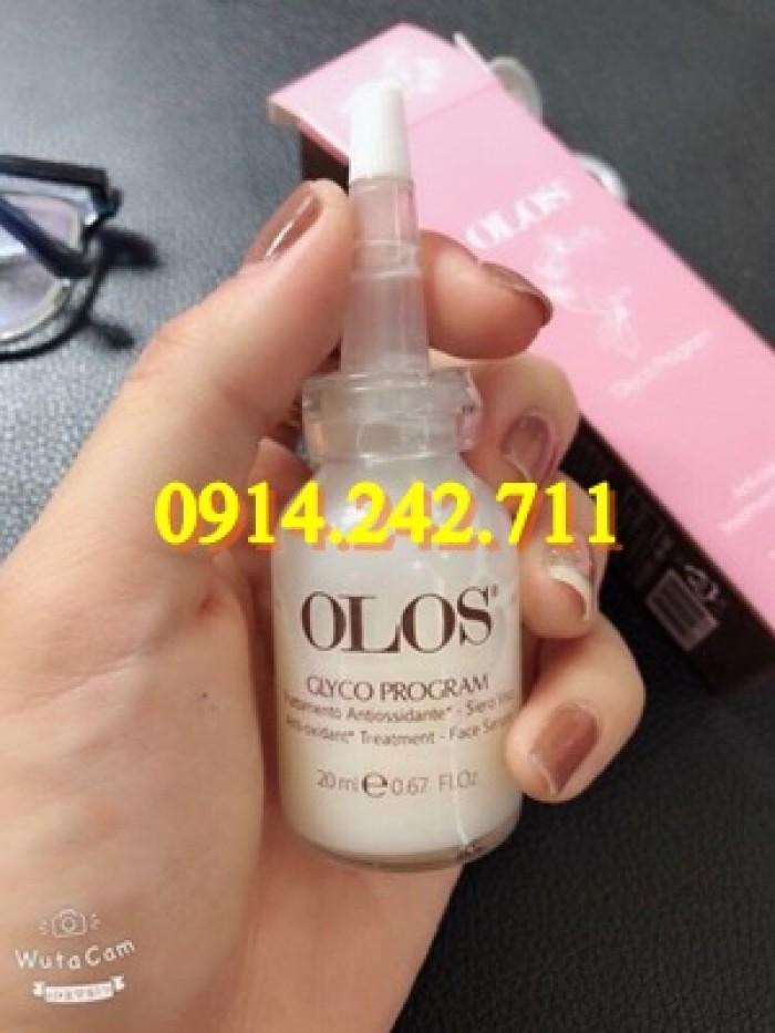 Huyết Thanh căng bóng làn da dạng sữa Olos