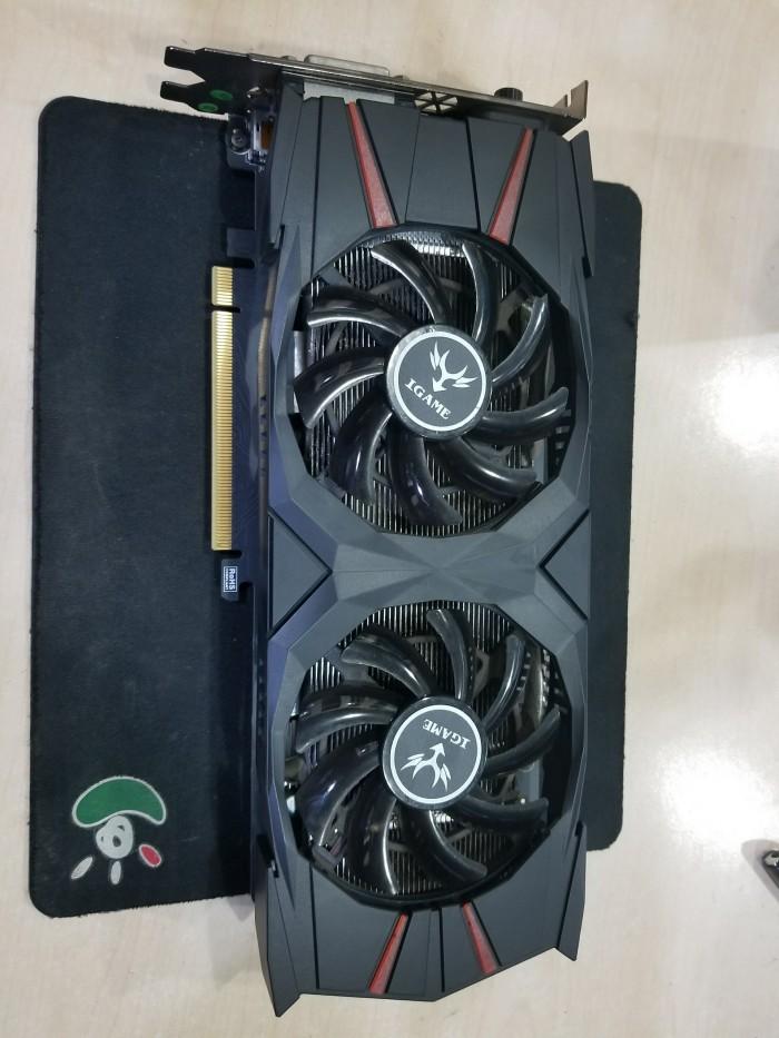 VGA GTX1060 iGame - 6G - BH 2022 - Giá Rẻ2