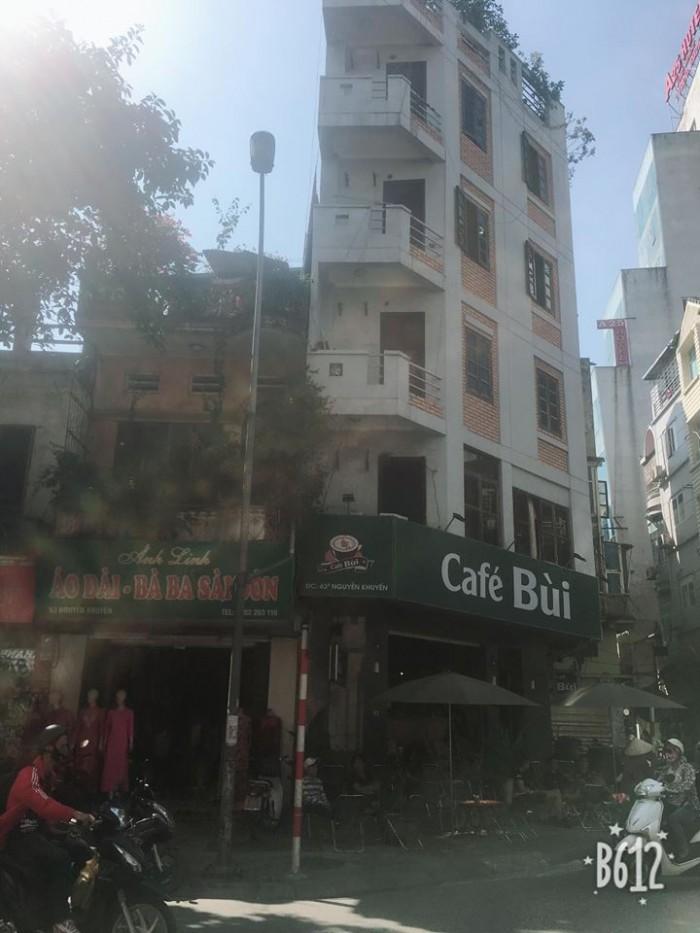 Bán nhà mặt phố Nguyễn Khuyến, 50m,2 tầng