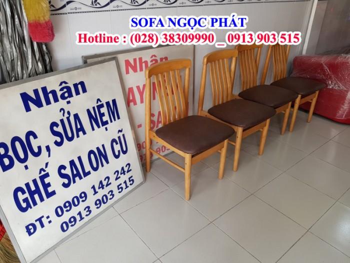 Sửa Chữa Ghế Sofa, Ghế Cafe. Nhận đóng mới và bọc lại các loại ghế sofa.2