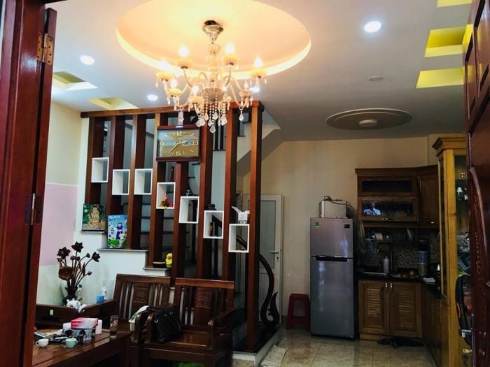 Cần bán nhà nhỏ xinh quận Cầu Giấy phố Hồ Tùng Mậu 30m2, 5 tầng mới