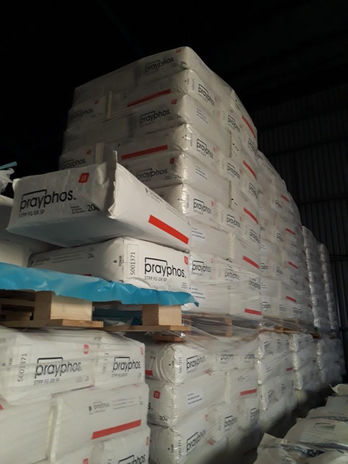 Sodium Tripolyphosphate - STPP - Xuất xứ: Bỉ - Dùng trong thực phẩm7