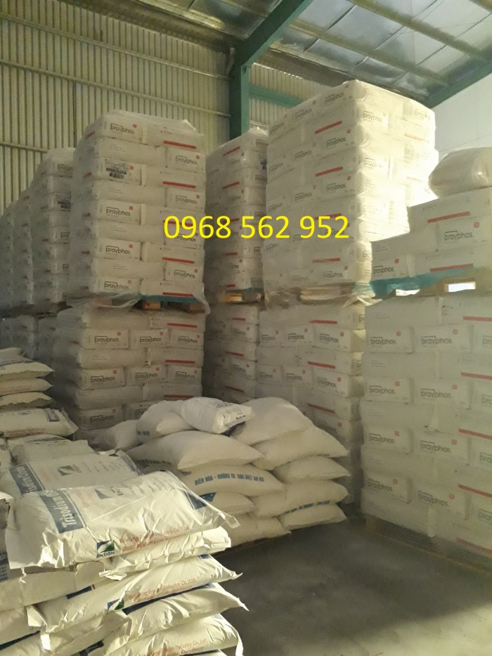 Sodium Tripolyphosphate - STPP - Xuất xứ: Bỉ0