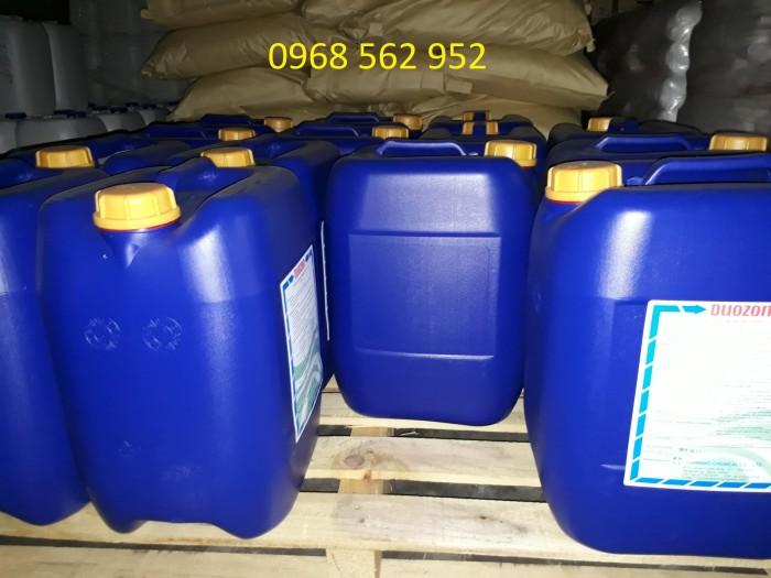 Clo Dioxit (Chlorine Dioxide) 5% - Khử trùng, diệt khuẩn, diệt vi sinh, vệ sinh công nghiệp, ao hồ nuôi trồng thủy sản2