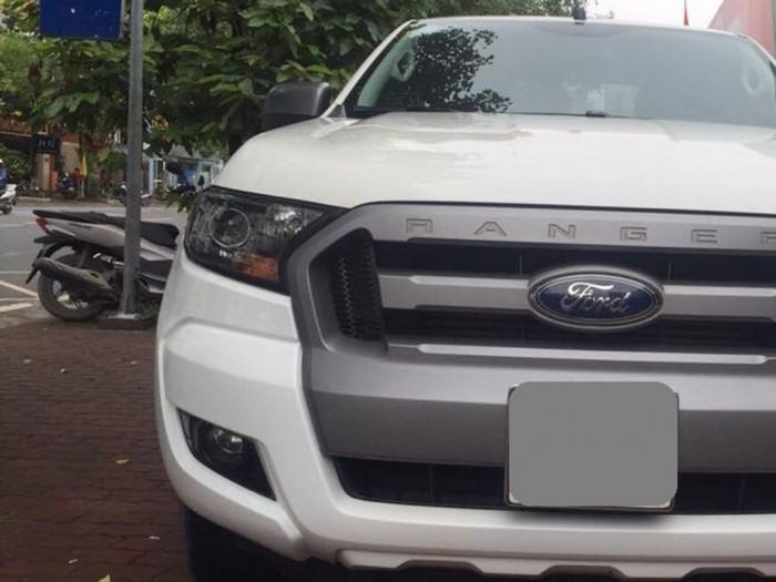 Ford Ranger sản xuất năm 2016 Số tự động Dầu diesel