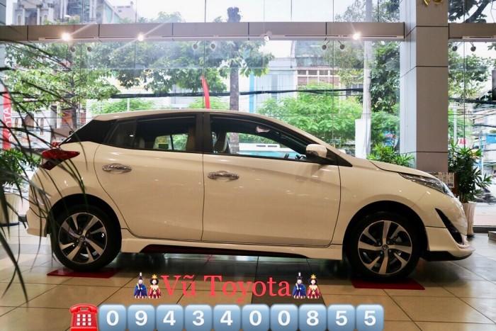 Tây Ninh, Bán xe Toyota Yaris nhập Thái, Đời mới 2018, Đủ màu, có xe giao ngay, trả góp