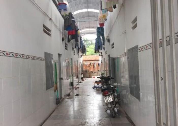 Dãy trọ cần bán trên đường Hoàng Phan Thái đang cho thuê kín hết 24 phòng, cách chợ Bình Chánh 1km, SHR