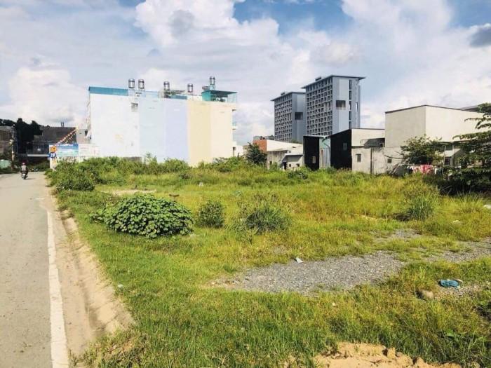 Bán đất nằm ngay MT Võ Văn Hát, Q9, 80m2, SHR chính chủ, KDC đông đúc