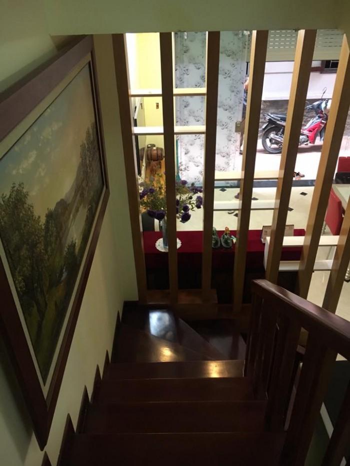 Bán nhà phân lô 3 mặt thoáng Yên Lãng,Thái Hà, Thái Thịnh 42m 6 tầng.